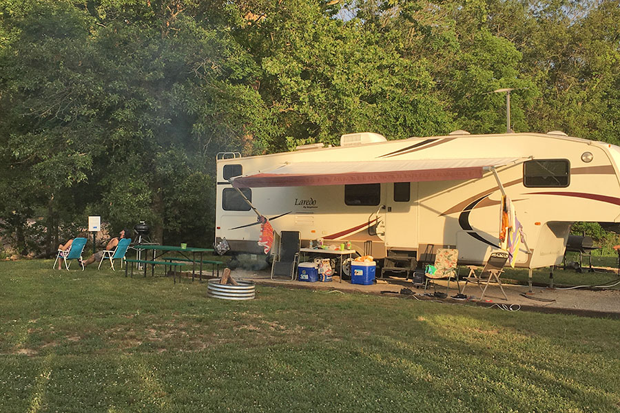 & Big Creek RV Park : RV Campsites u0026 Reservation Requests